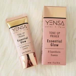 NEW Yensa Tone Up Primer Essential Glow